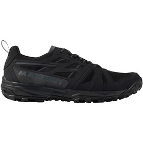 Mammut Saentis Low GTX Sko Herrer, black/phantom